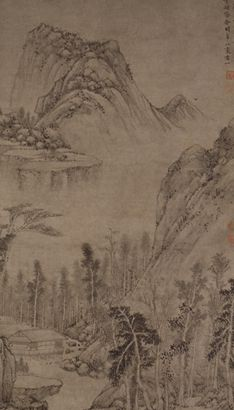 The Art of Chinese Landscape Paintings 101