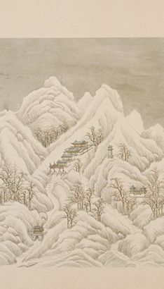 The Art of Chinese Landscape Paintings 57