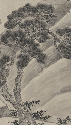 The Art of Chinese Landscape Paintings 107