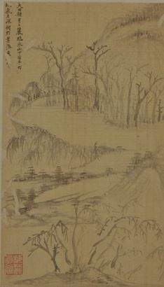 The Art of Chinese Landscape Paintings 80
