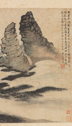 The Art of Chinese Landscape Paintings 12