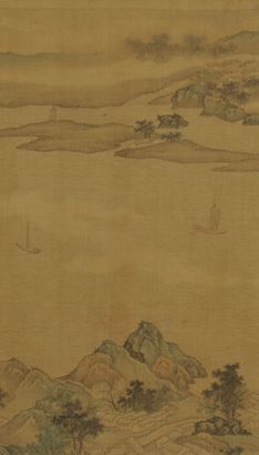 The Art of Chinese Landscape Paintings 20
