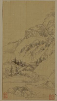 The Art of Chinese Landscape Paintings 76