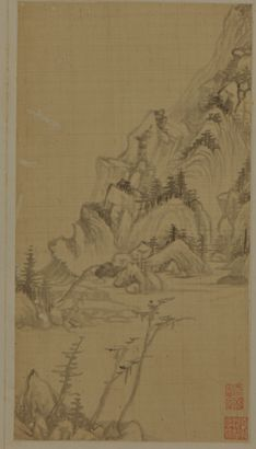 The Art of Chinese Landscape Paintings 66