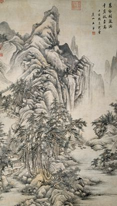The Art of Chinese Landscape Paintings 112