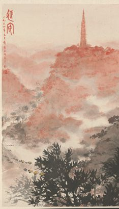 The Art of Chinese Landscape Paintings 82