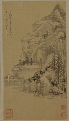 The Art of Chinese Landscape Paintings 68