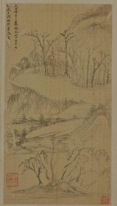 The Art of Chinese Landscape Paintings 62