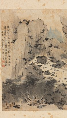 The Art of Chinese Landscape Paintings from 12th to 20th  Century 4
