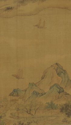 The Art of Chinese Landscape Paintings 22