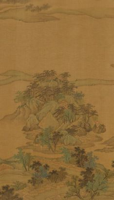The Art of Chinese Landscape Paintings 115